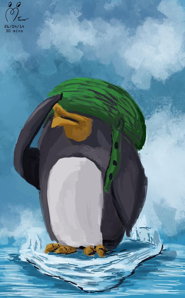 Day 116- Corporal Pingu