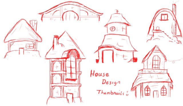 Day 233- House thumbs